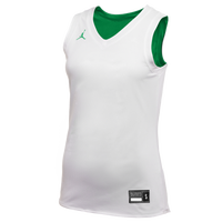 Jordan Team Reversible Practice Jersey - Women's - White / Green