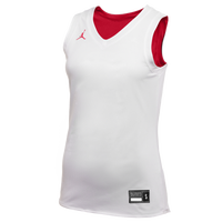 Jordan Team Reversible Practice Jersey - Women's - White / Red