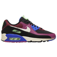 Nike Air Max 90 - Women's - Black / Purple