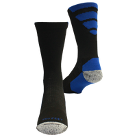 ProFeet Viper Crew Socks - Men's - Black / Blue