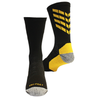 ProFeet Boost Crew Socks - Men's - Black / Gold
