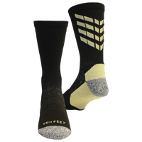 ProFeet Boost Crew Socks - Men's - Black