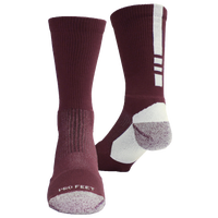 ProFeet Shooter 2.0 Crew Socks - Men's - Maroon