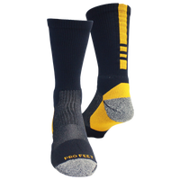 ProFeet Shooter 2.0 Crew Socks - Men's - Navy / Gold