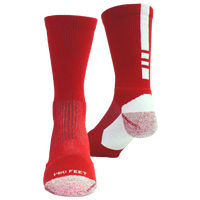 ProFeet Shooter 2.0 Crew Socks - Men's - Red / White