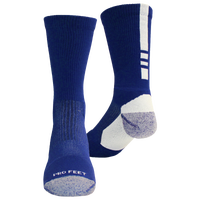 ProFeet Shooter 2.0 Crew Socks - Men's - Blue / White