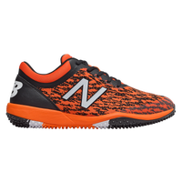 New Balance 4040v5 Turf - Men's - Black / Orange