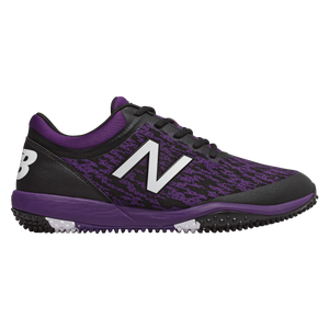 New Balance 4040v5 Turf - Men's - Black/Purple