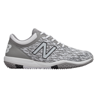 New Balance 4040v5 Turf - Men's - Grey / White