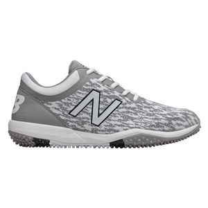 New Balance 4040v5 Turf - Men's - Grey/White