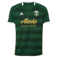 adidas MLS Replica Jersey - Men's - Portland Timbers - Green