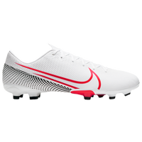 Nike Mercurial Vapor 13 Academy FG/MG - Men's - White
