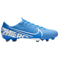 Nike Mercurial Vapor 13 Academy FG/MG - Men's - Blue