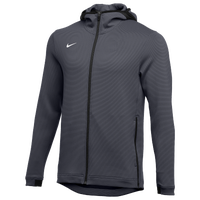 Nike Team Thermaflex Showtime Full-Zip Hoodie - Men's - Grey