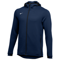Nike Team Thermaflex Showtime Full-Zip Hoodie - Men's - Navy