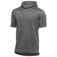 Nike Team Spotlight S/S Hoodie - Men's - Grey