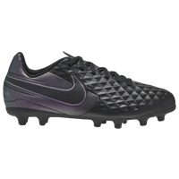 Nike Tiempo Legend 8 Club FG/MG - Boys' Grade School - Black