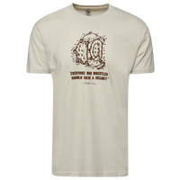 Cliff Keen Wrestler's Helmet Sueded Shirt - Men's - Off-White