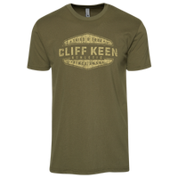 Cliff Keen Tried & True Sueded Shirt - Men's - Olive Green