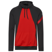 Nike Team Academy 20 Hoodie - Men's - Black / Red