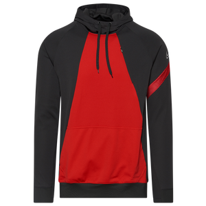 Nike Team Academy 20 Hoodie - Men's - Anthracite/University Red/University Red/White