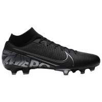 Nike Mercurial Superfly 7 Academy FG/MG - Men's - Black
