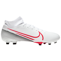 Nike Mercurial Superfly 7 Academy FG/MG - Men's - White