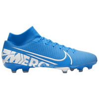 Nike Mercurial Superfly 7 Academy FG/MG - Men's - Light Blue
