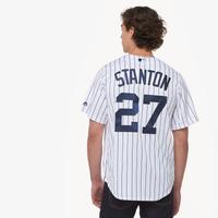 2cac144e4 Majestic MLB Cool Base Player Jersey - Men s - Giancarlo Stanton - New York  Yankees -