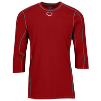 Evoshield Pro Team Mid Sleeve Shirt - Men's - Red