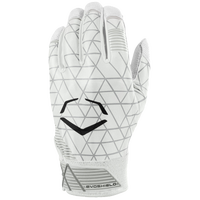 Evoshield Evocharge Batting Gloves - Men's - White / Black