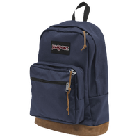 JanSport Right Backpack - Navy / Brown