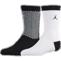 b9659bea2c334 Jordan Retro 10 High Crew Sock 2 Pack - Boys' Grade School