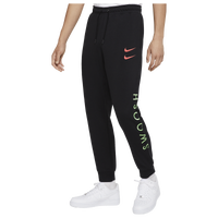 Nike Swoosh Pants - Men's - Black