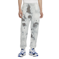 Nike Dye FT Pants - Men's - Off-White