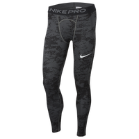 Nike Pro Compression Tights - Men's - Grey