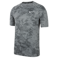 Nike Pro Fitted Short Sleeve Top - Men's - Grey