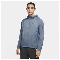 Nike Essential Hooded Jacket - Men's - Blue