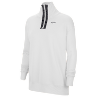 Nike Nike Therma All Time GX Taper Halfzip - Women's - White