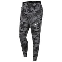 Nike Lightweight Tapered Camo Pants - Men's - Grey