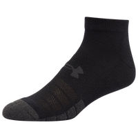 Under Armour 6 Pack Performance Tech Low Cut Socks - Men's - Black