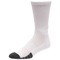 Under Armour 6 Pack Performance Tech Crew Socks - Men's - White