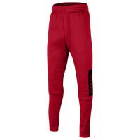 Nike Therma Elite Pant - Boys' Grade School - Red