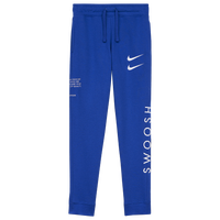 Nike NSW Swoosh Pant - Boys' Grade School - Purple