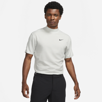 Nike TW Dry Golf Polo Mock - Men's - White