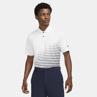 Nike Dry Vapor Stripe Golf Polo - Men's - White