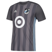 adidas MLS Replica Jersey - Men's - Minnesota United FC - Grey