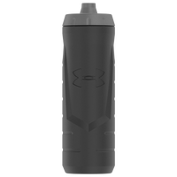 Under Armour Sideline Squeezable Water Bottle - Black