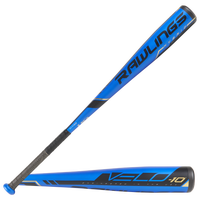 Rawlings Velo Youth USA Baseball Bat - Grade School - Blue