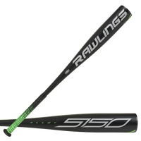 Rawlings 5150 USSSA Bat - Youth - Black